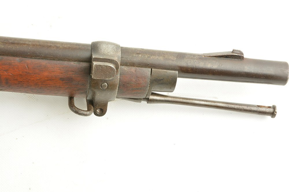BRITISH INFANTRY MARTINI-HENRY RIFLE Mk IV. Ca 1887 - 5