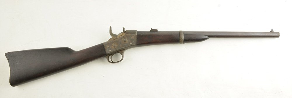 A VERY GOOD EXAMPLE of a US CAVALRY REMINGTON ROLLING B