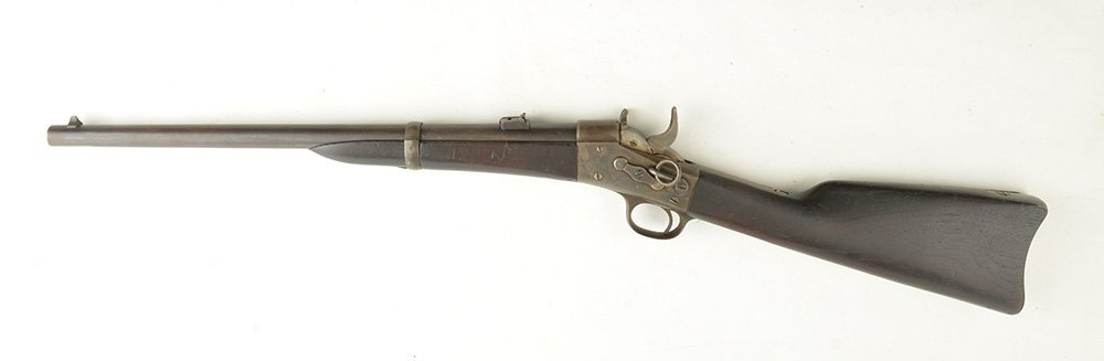 A VERY GOOD EXAMPLE of a US CAVALRY REMINGTON ROLLING B - 2