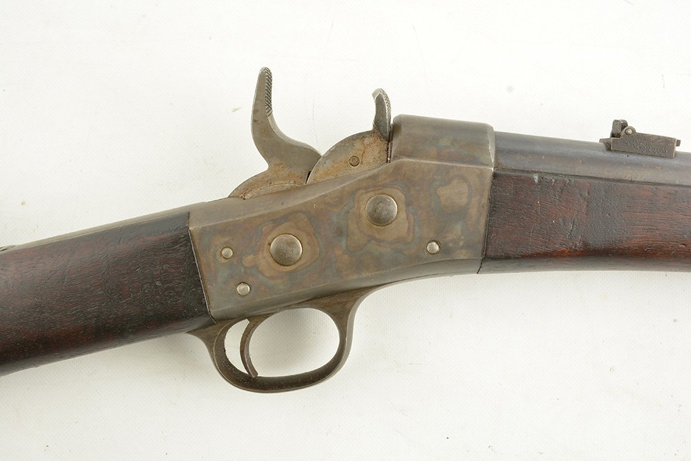 A VERY GOOD EXAMPLE of a US CAVALRY REMINGTON ROLLING B - 3