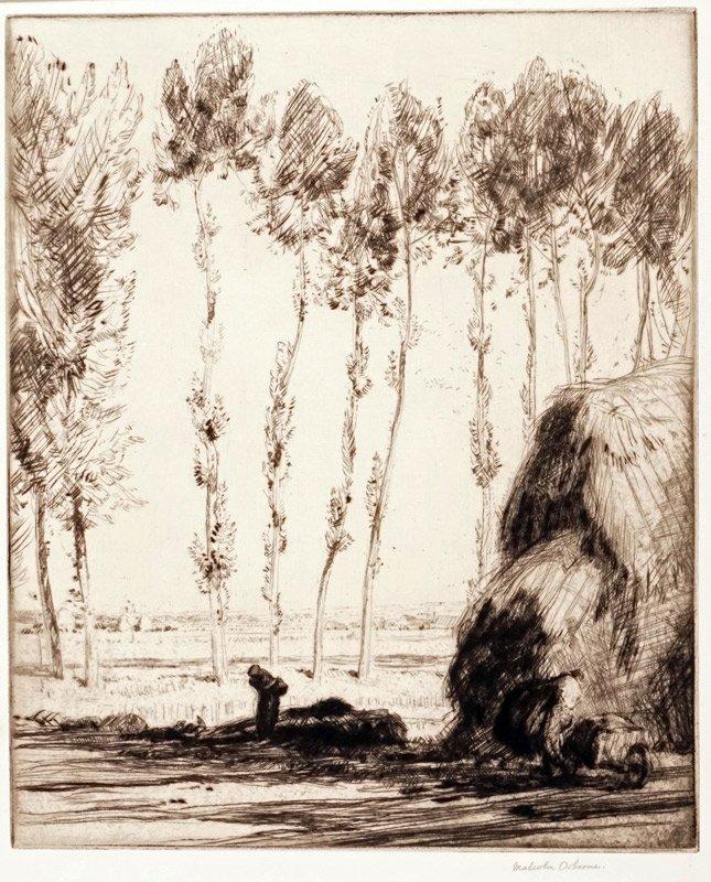 OSBORNE, Malcolm (1880-1963)