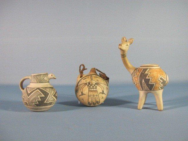4: Laguna Pueblo Pottery by Kanteena