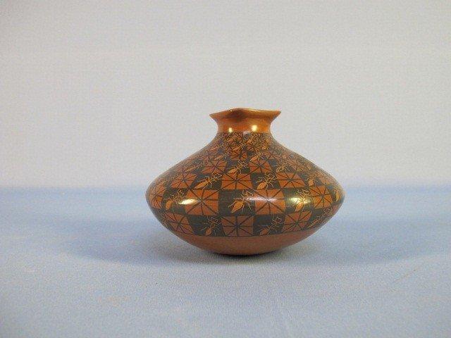 13: Casas Grandes / Mata Ortiz Polychrome Vase