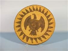 79: Navajo Eagle Basket