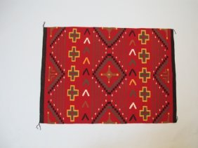 Navajo Weaving / Rug