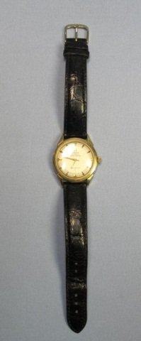 108: Vintage Omega Constellation Men Watch