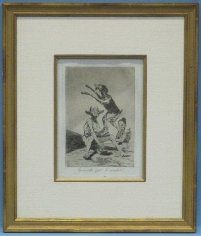 51: Francisco de Goya (1746-1828), Los Caprichos #67