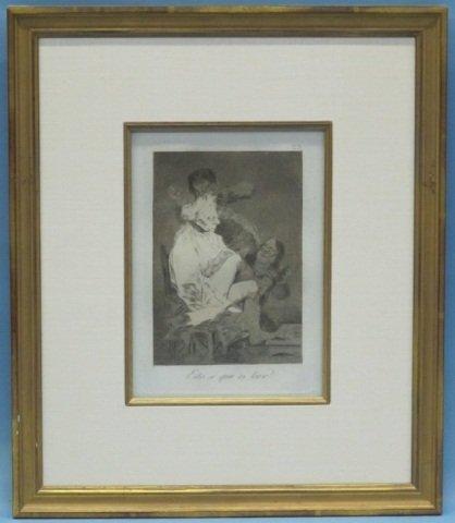 52: Francisco de Goya (1746-1828), Los Caprichos #29