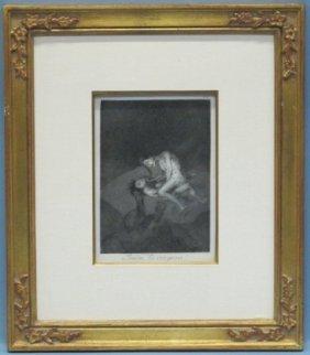 Francisco De Goya (1746-1828), Los Caprichos #62