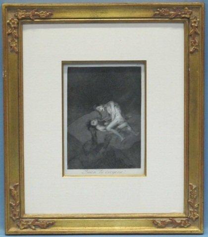 53: Francisco de Goya (1746-1828), Los Caprichos #62