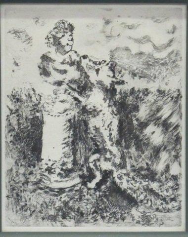 57: Marc Chagall (1887-1985), Fables de La Fontaine