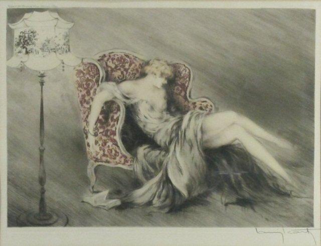 "69: Louis ICART (1888-1950), ""Dans les Reves"""