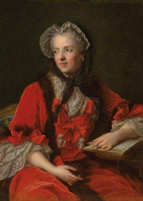 NATTIER Jean-Marc (1685-1766), Atelier De. Portrait