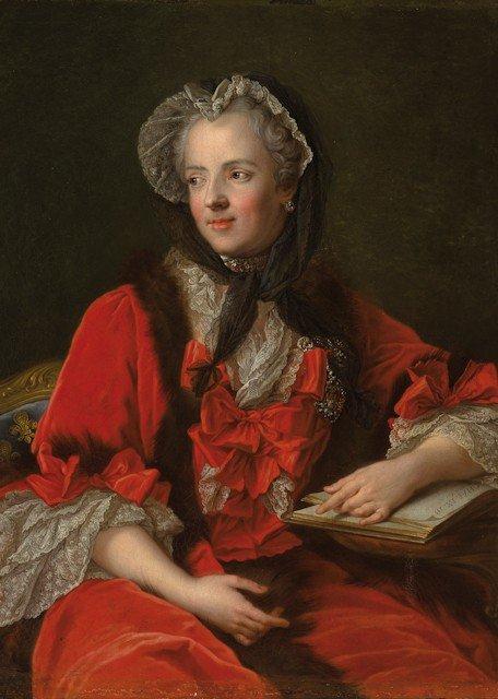 3: NATTIER Jean-Marc (1685-1766), atelier de. Portrait
