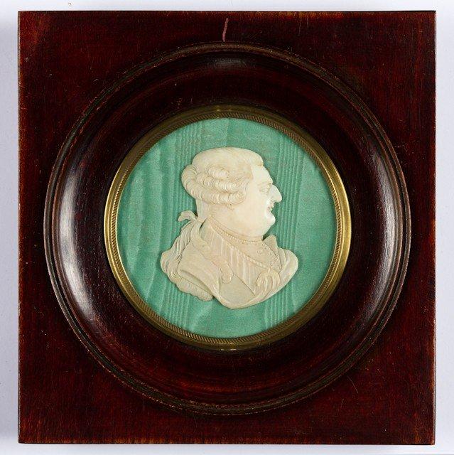 15: Louis XVI, roi de France. Médaillon à suspendre, so