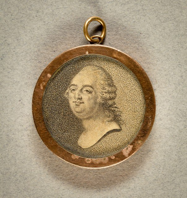 24: Louis XVI et Marie-Antoinette, roi et reine de Fran