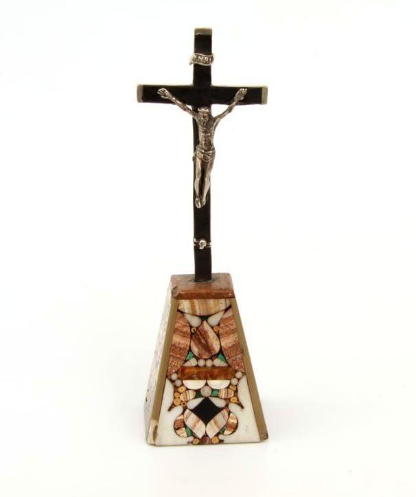 Kruzifix, Österreich-Ungarn um 1860