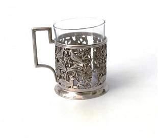Teeglashalter