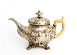 Teekanne, Joh. Friedr.Aug. Noack, Hamburg 1816-26