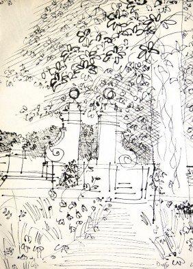 24: RAOUL DUFY, Original Lithograph hand signed