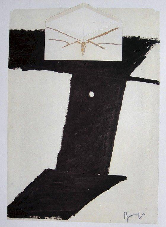 Joseph BEUYS, Signed Print, 1982