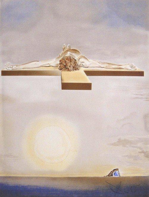 Salvador DALI, Original signed Lithograph