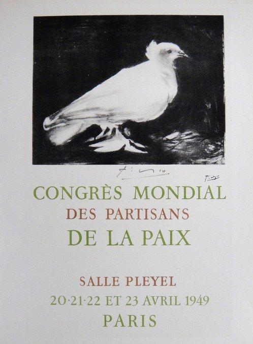2: Pablo PICASSO, signed Print, 1962