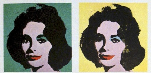 ANDY WARHOL, Special Print, 1982