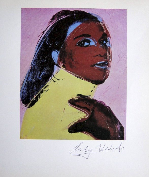 Andy Warhol, special Print