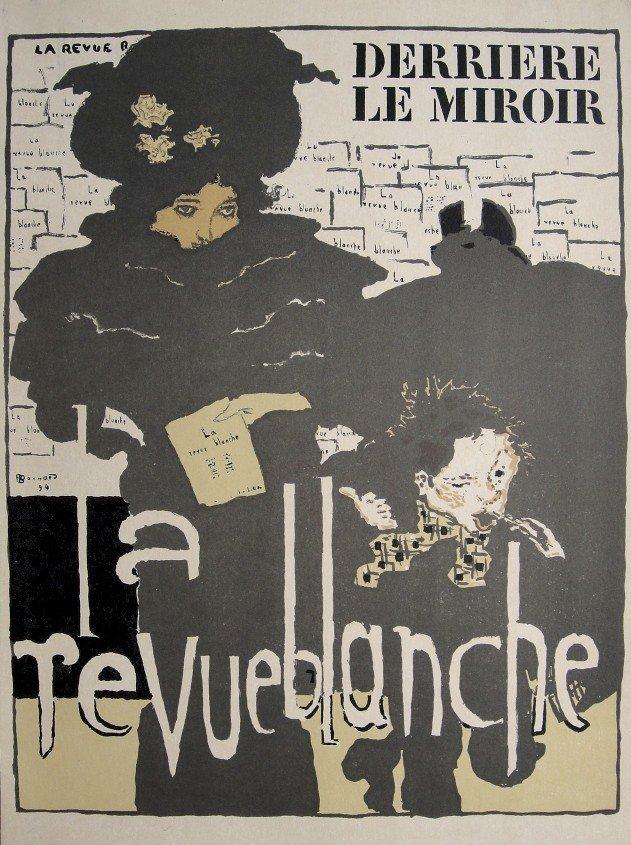 Pierre BONNARD, Original Lithograph, 1966