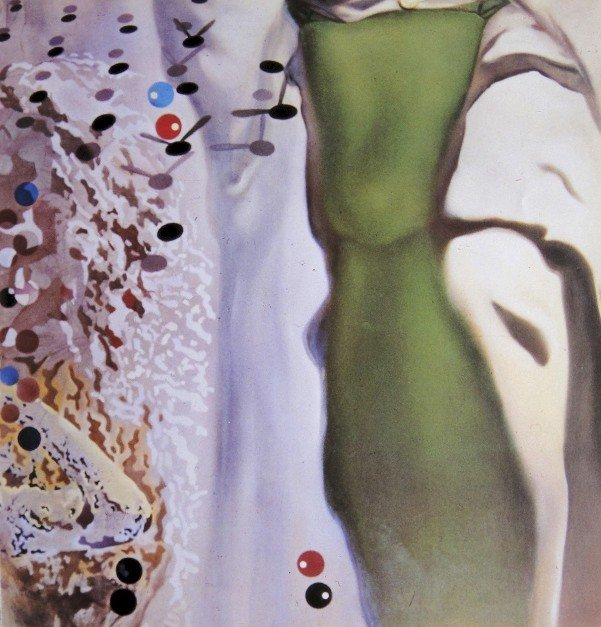 Salvador DALI, Reproduction Print, Dali De Gala