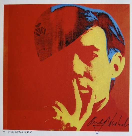 Andy Warhol, signed Print, , 1976