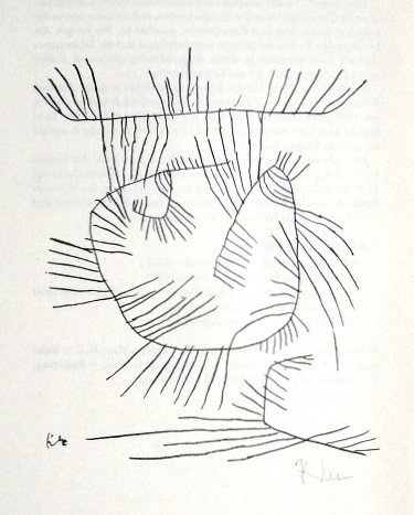 Paul KLEE, signed Lithograph, 1938