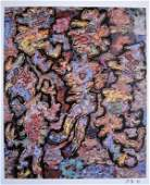 Jean Dubuffet, signed Print 1981