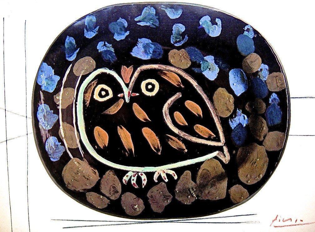 Pablo Picasso  Ceramiques  1948