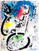 "Marc CHAGALL, ""Chagall Lithographe Tome Iî original"