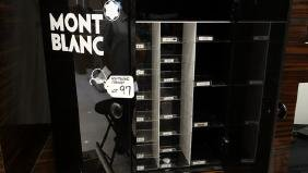 MONT BLANC REFILL CABINET WITH 2 DOORS (CABINET ONLY)