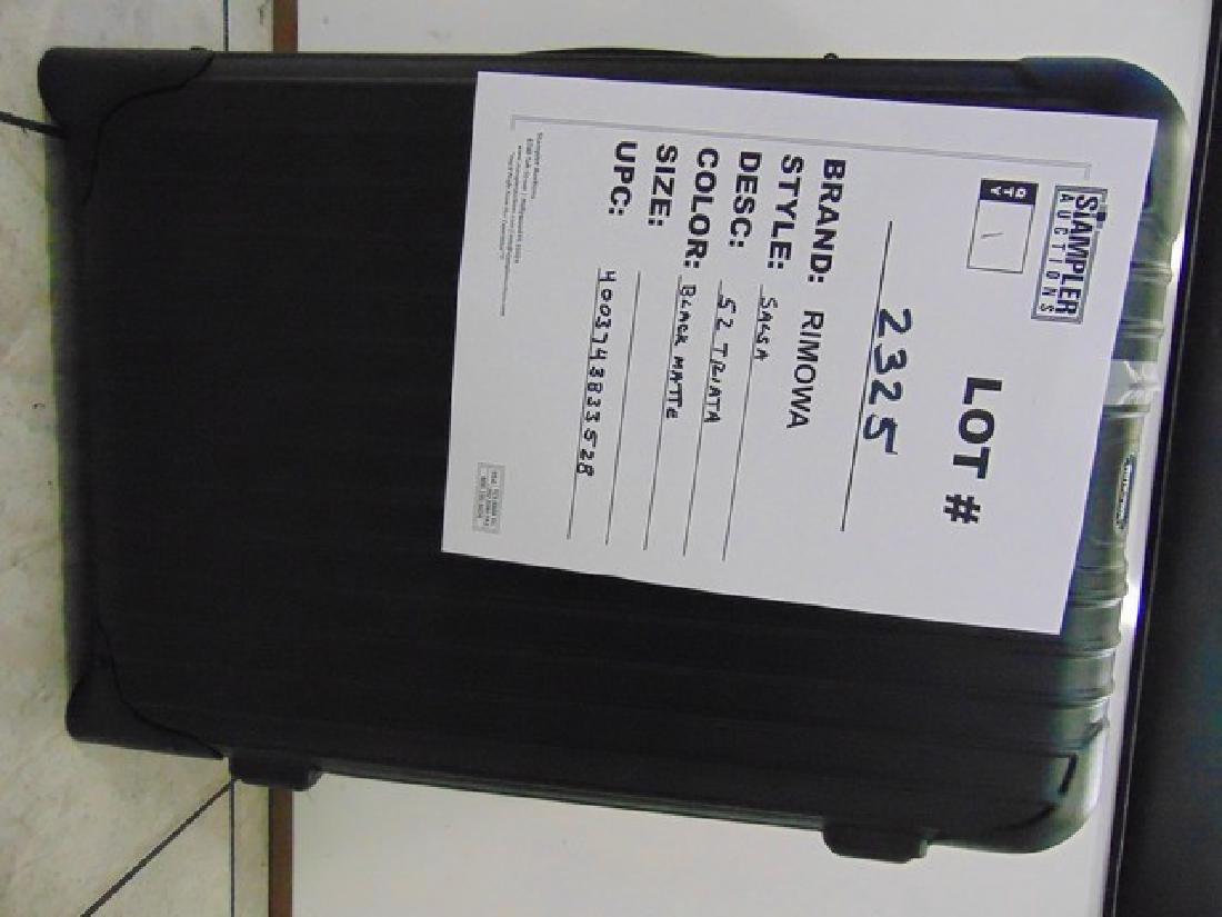 "RIMOWA SUITCASE - POLY / CARB - SALSA 52 TR IATA 20"" -"