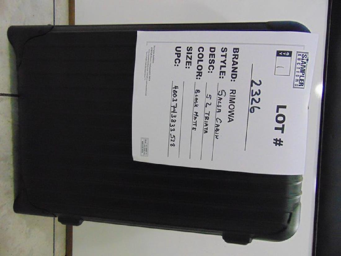 RIMOWA SUITCASE - POLY / CARB - SALSA CABIN 22'' -