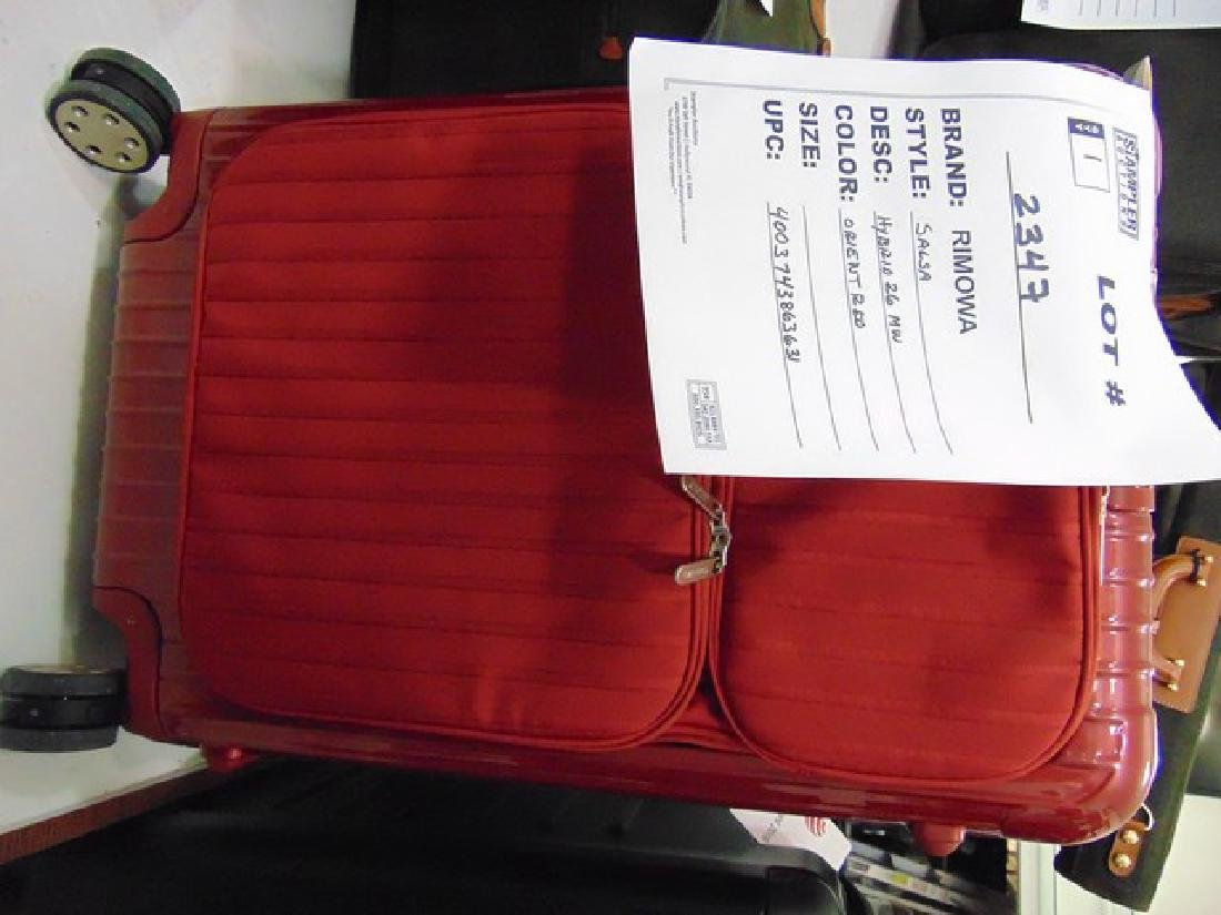 RIMOWA SUITCASE - POLY / CARB - SALSA HYBRID 26 -