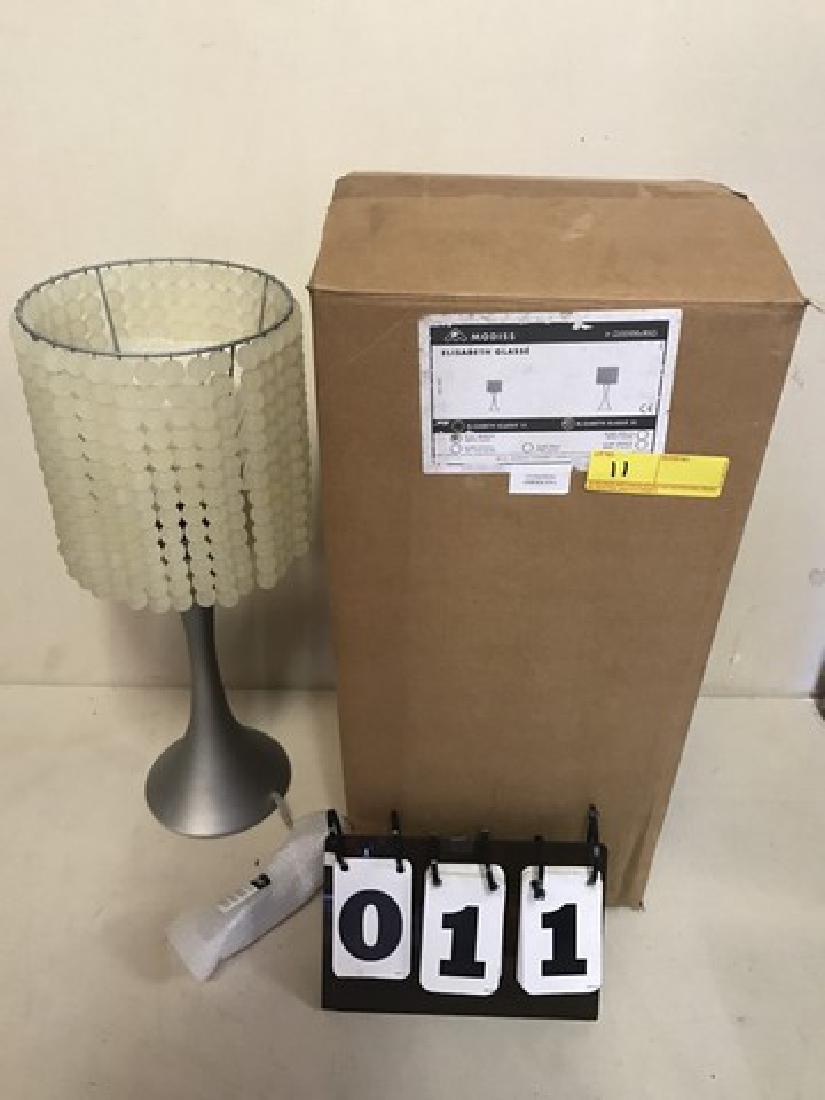 MODISS - ELISABETH GLASSE 30 - TABLE LAMP - OFF-WHITE
