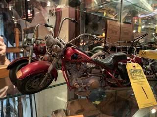 METAL REPLICA MOTORCYCLE