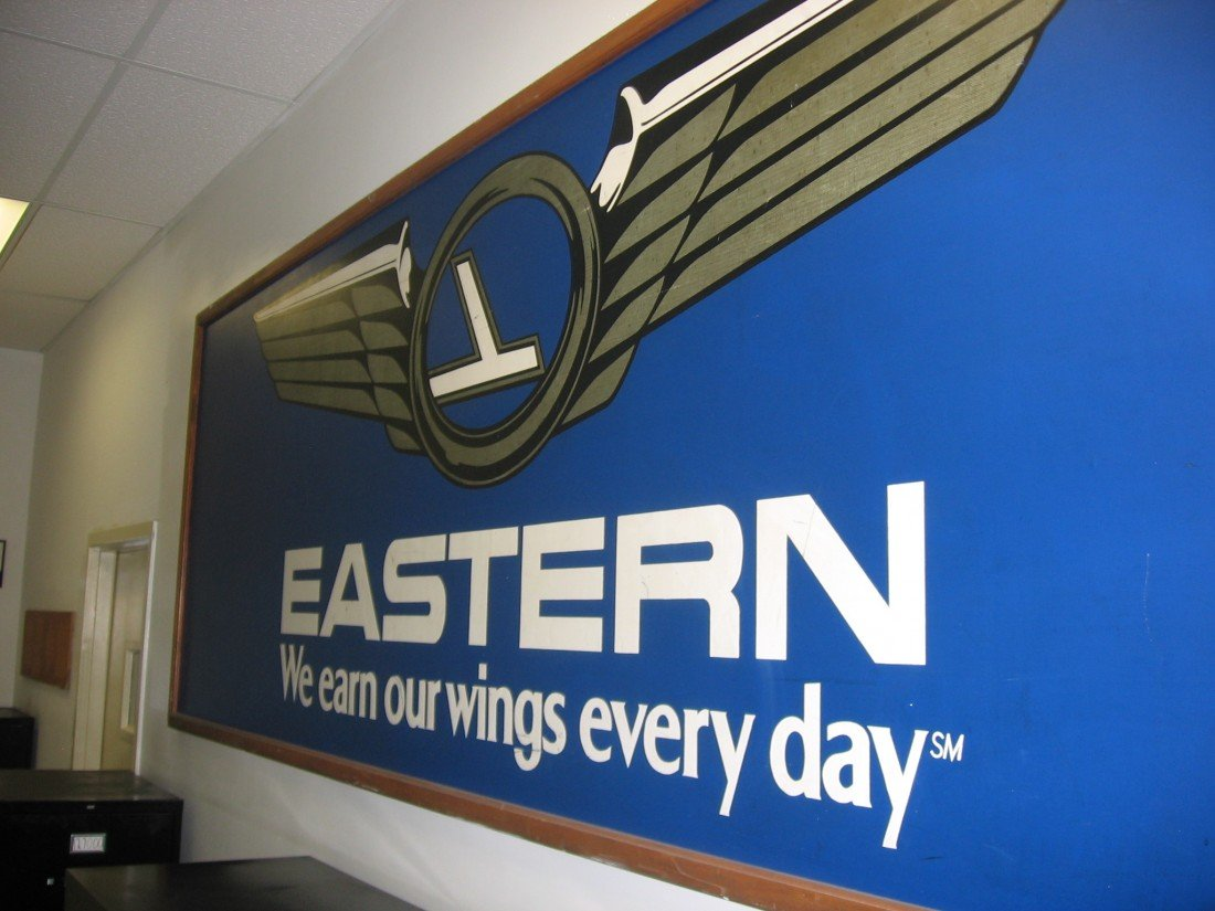 Eastern Sign