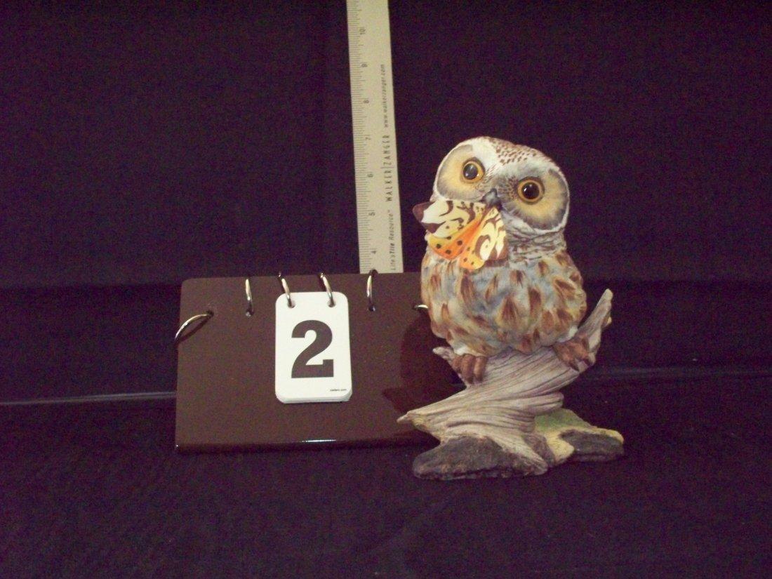 BOEHM SAW-WHET OWL - PB2147 21-4-1 - 6''