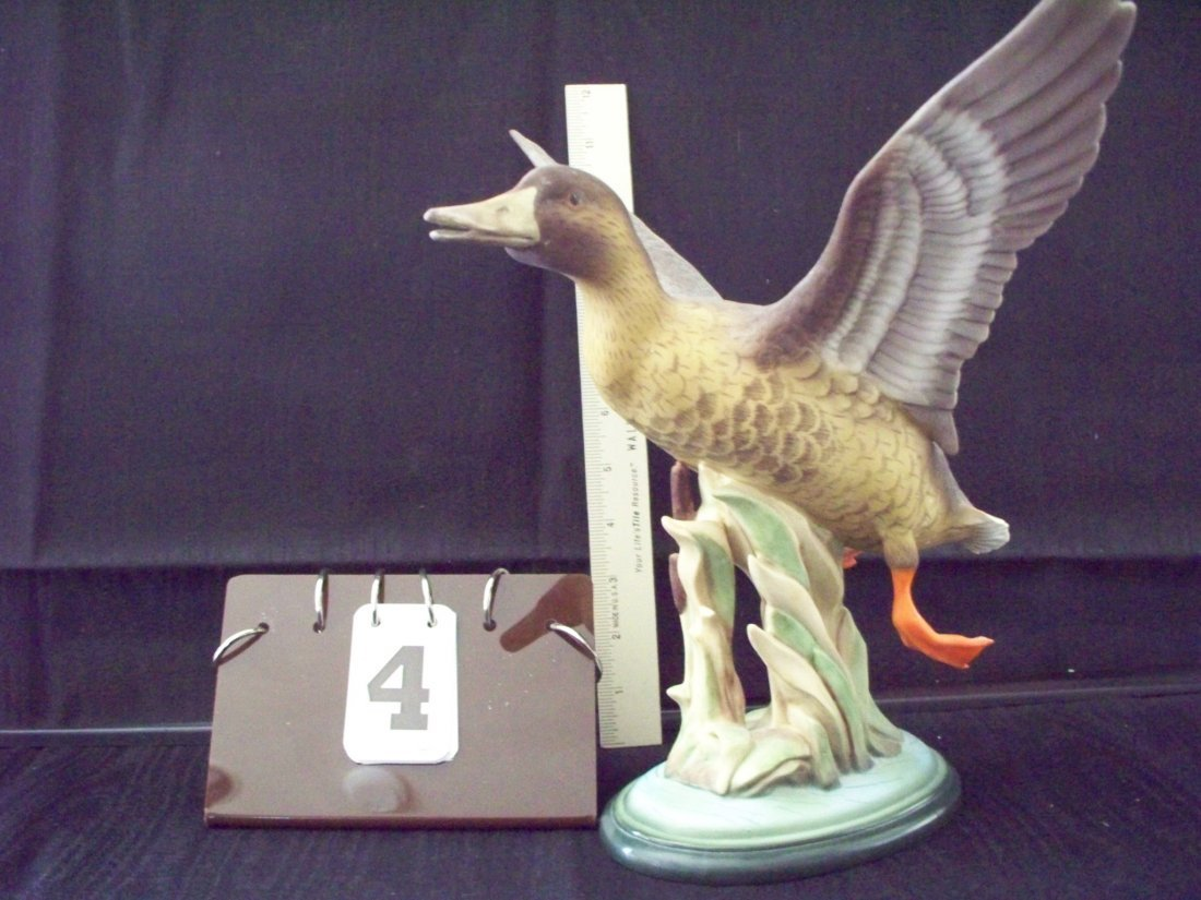 BOEHM LIMITED EDITION MALLARDS - B-53-A - 11''