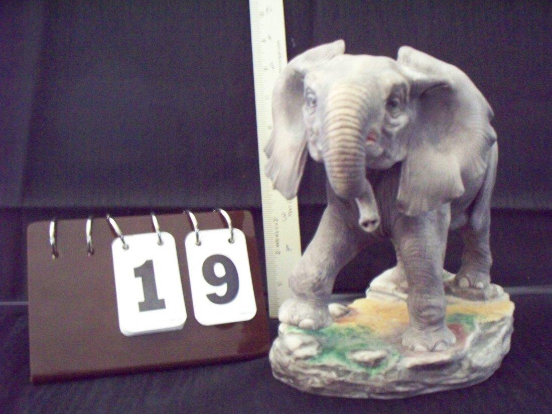 BOEHM AFRICAN ELEPHANT 200-44-B-268 - 8''