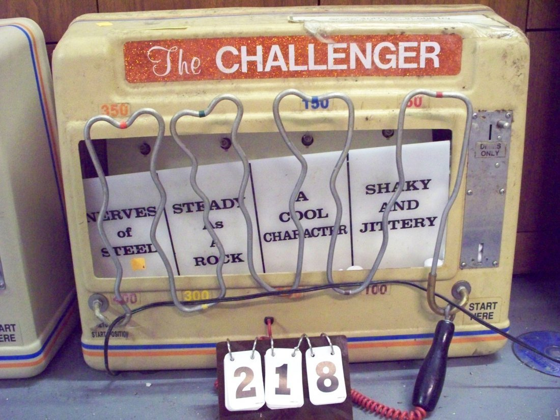 ''THE CHALLENGER'' SKILL MACHINE
