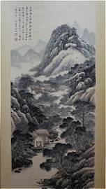 Wu Hufan ;Chinese Painting & Scroll