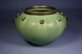 Rare Chinese Antique Porcelain Jar