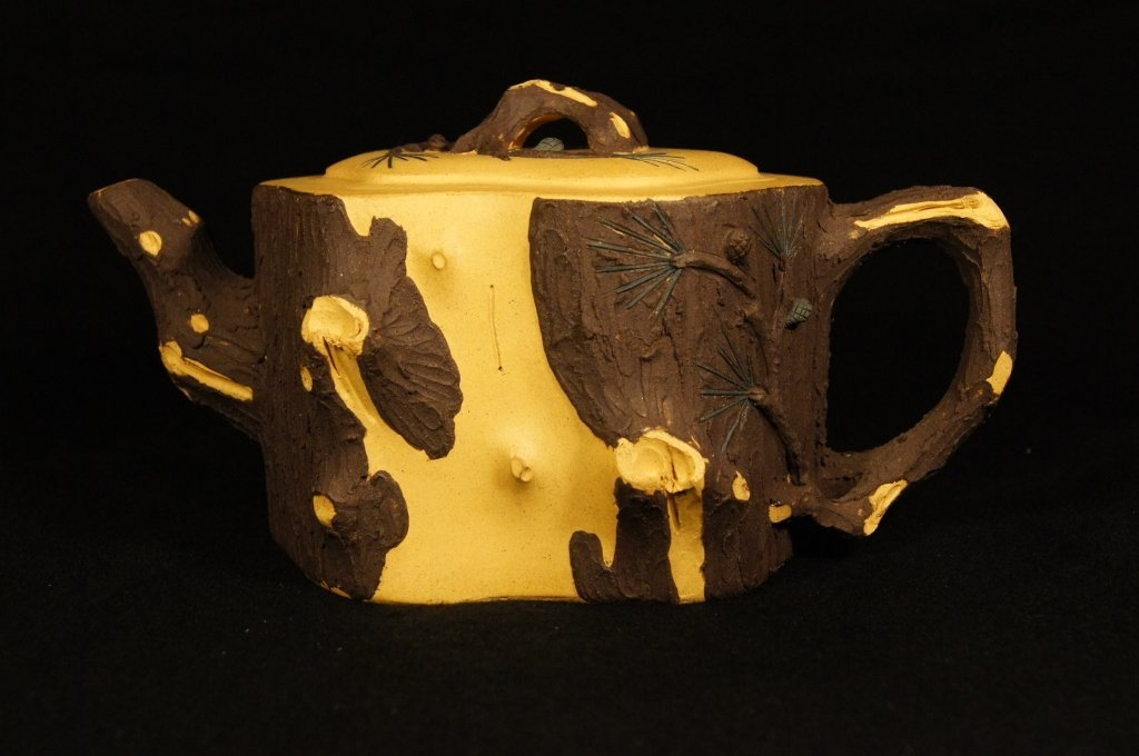 Chinese Early 20th Century Yixing Teapot.